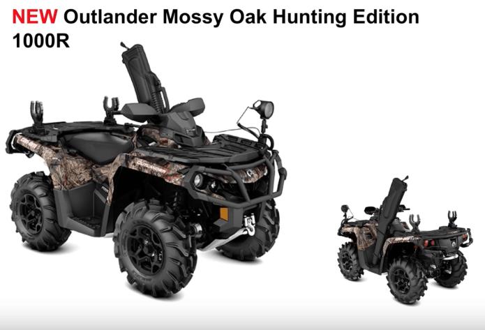 outlander hunting edition
