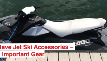 Jet Ski Won't Take Off Or Accelerate - Steven in Sales