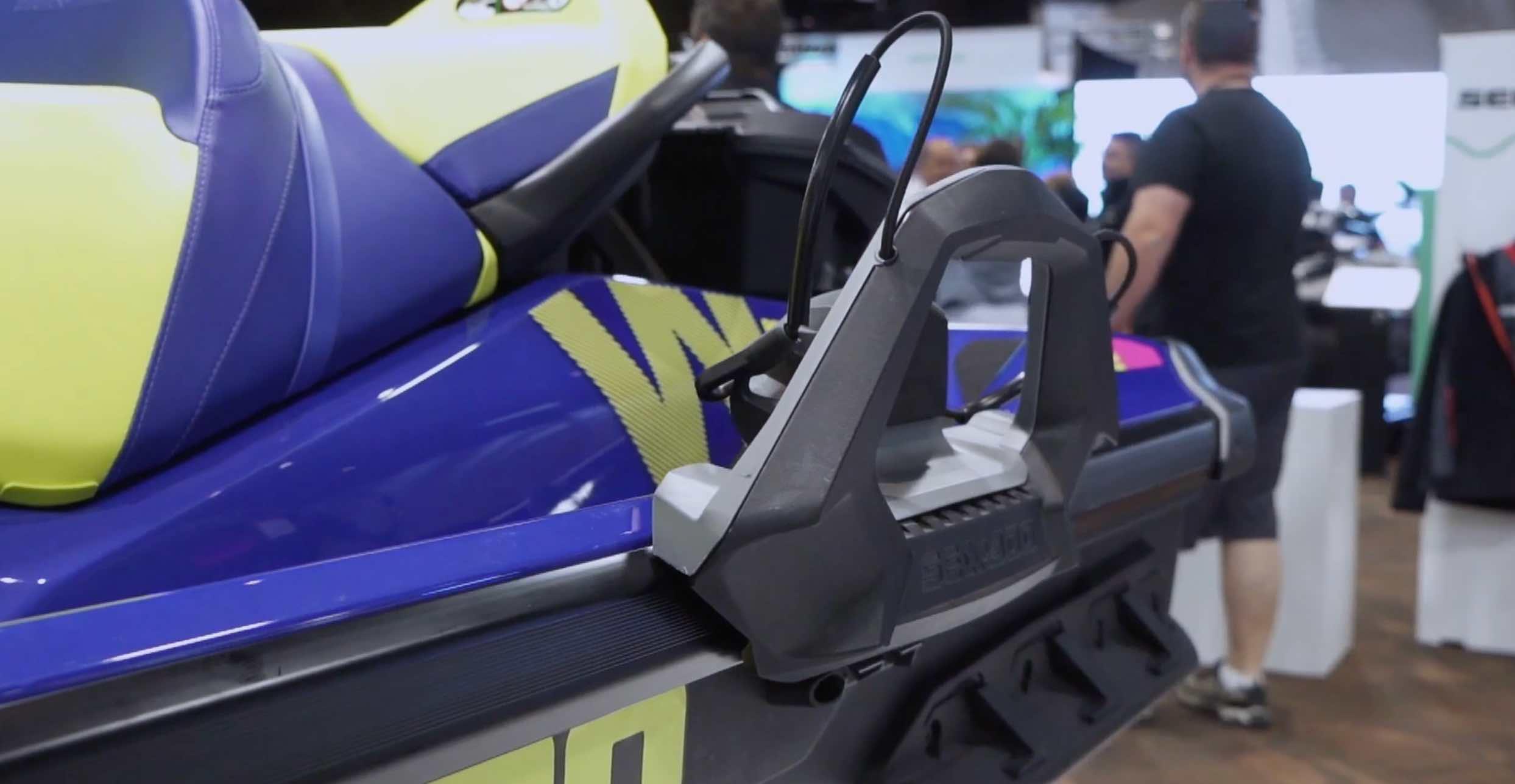 Kwik Tek Ultimate PWC Jetski Hull Hugr 2 Fenders Yamaha Sea-Doo Kawasaki