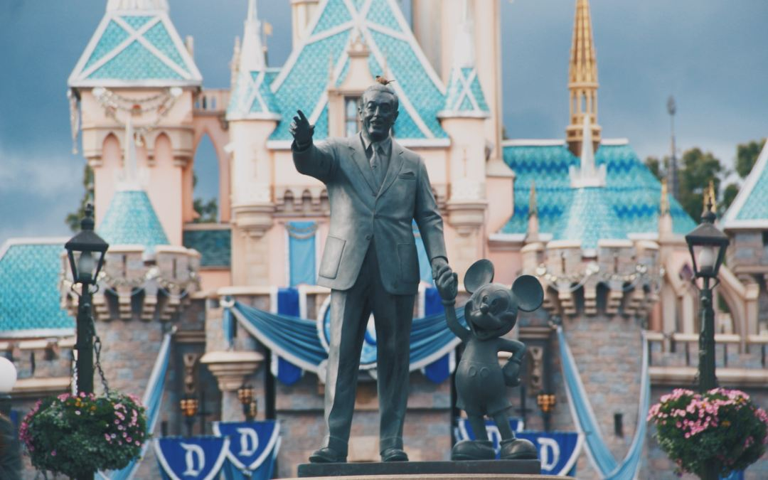 Skipping Church and Going to Disneyland Could Improve Your Business