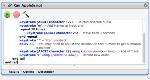 Validate AppleScript