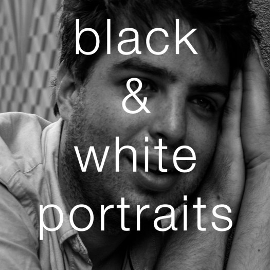 Black-and-White-Portraits