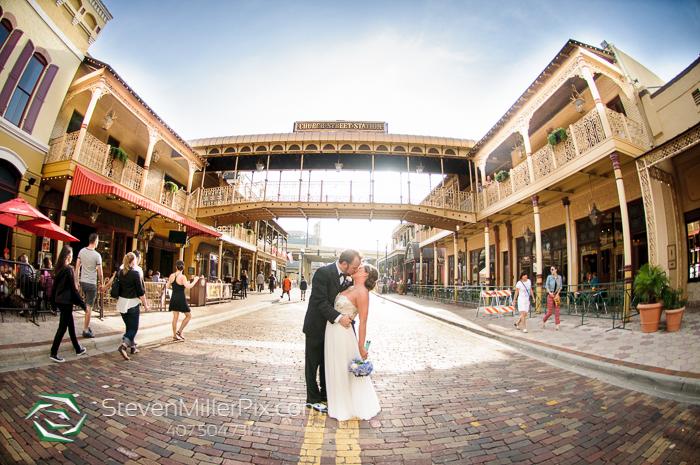 Ceviche Tapas Orlando Wedding Photographers  Downtown Orlando Weddings