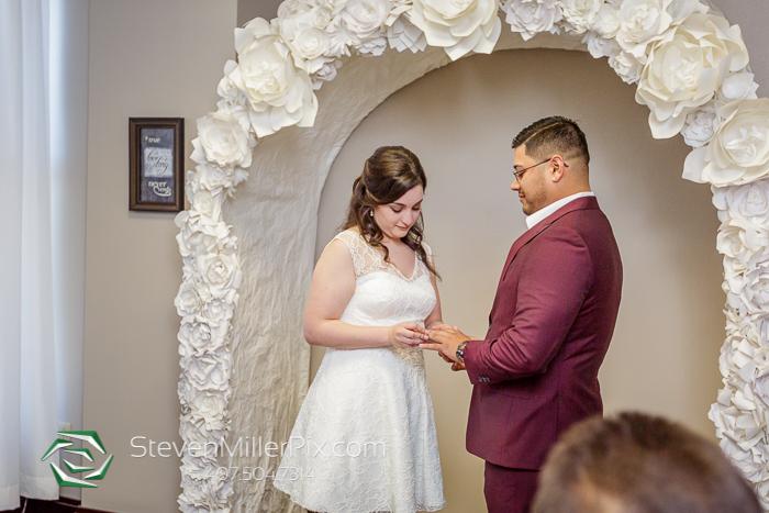 Orange County Courthouse Orlando Downtown Weddings