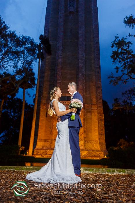 Lake Wales Wedding Photographers Bok Tower Gardens