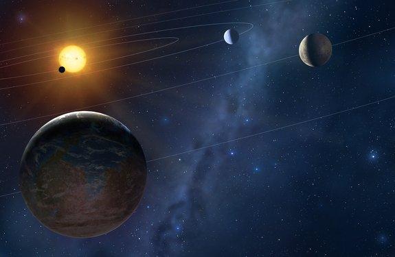Alien Planet System