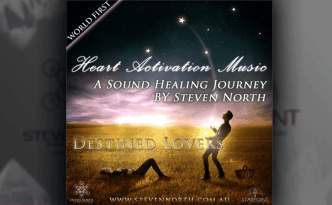 Destined Lovers by Steven North for the Heart Activation Music