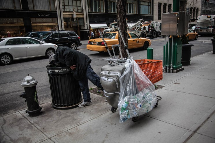 Street Recycler