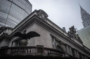 Grand Central Corner of East 42nd Street & Vanderbilt Avenue