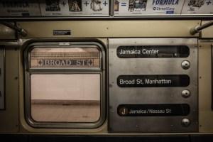 Inside the J Train