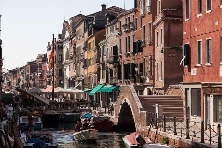 Unknown Street, Venice