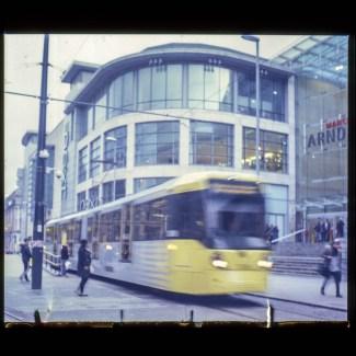 Manchester Tram #2