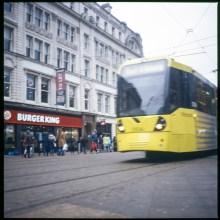 Manchester Tram #7