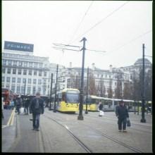 Manchester Tram #9