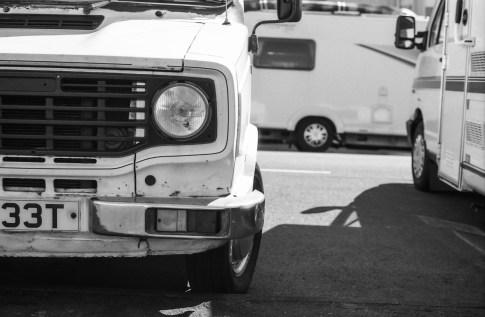 978/1979 Leyland Sherpa Camper Van