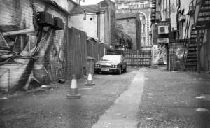 Back Alley Jag'