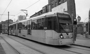 Manchester Tram #3