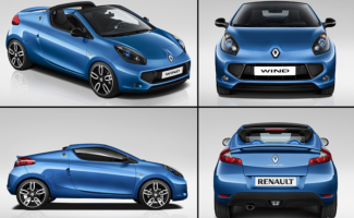 Photo of Renault Wind car