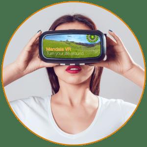 virtual reality healthcare app