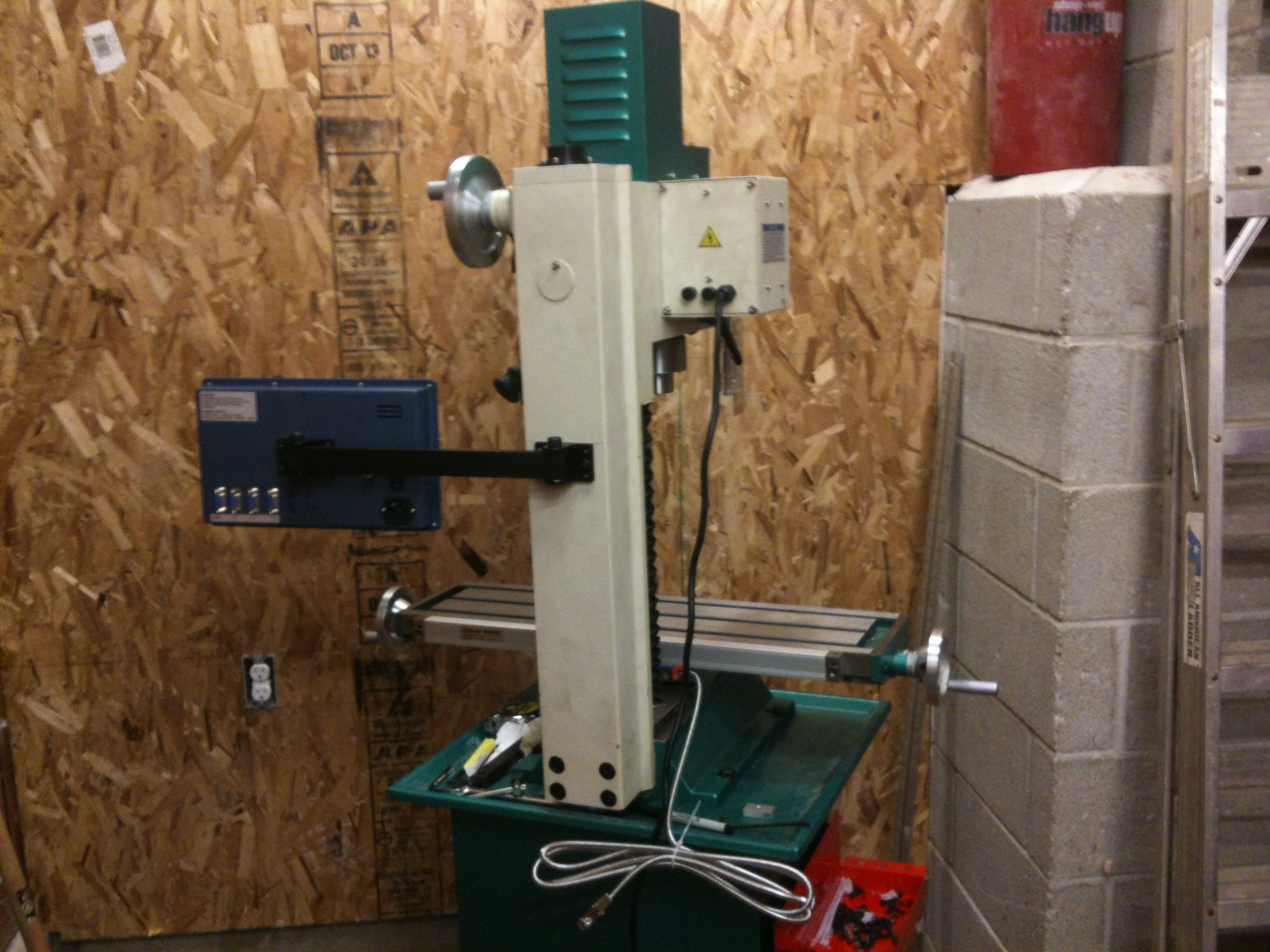 Grizzly Milling Machine G0704