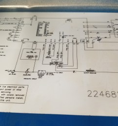 basic wiring schematic under the cover  [ 4032 x 3024 Pixel ]