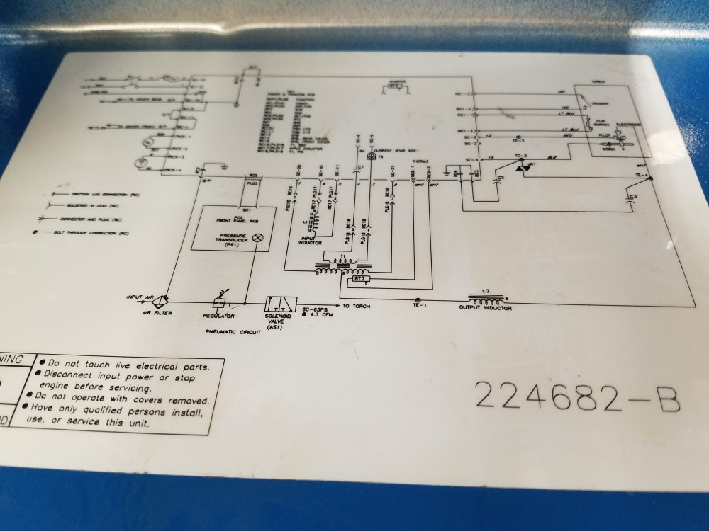 medium resolution of basic wiring schematic under the cover