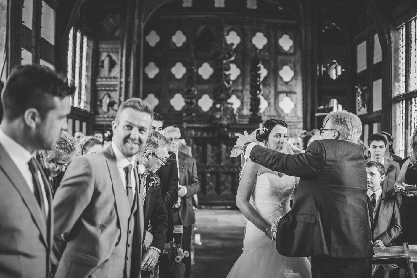 Rufford Old Hall Wedding Photographer