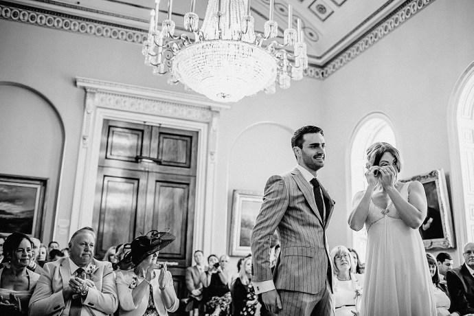 town hall wedding photography