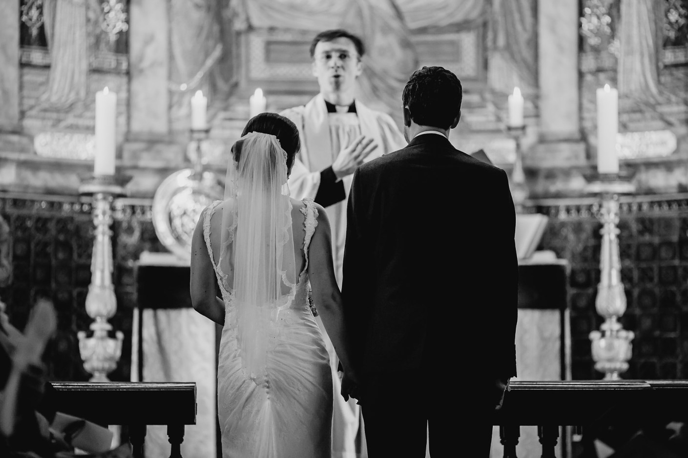 the blessing in the chapel, capesthorne hall wedding photographer