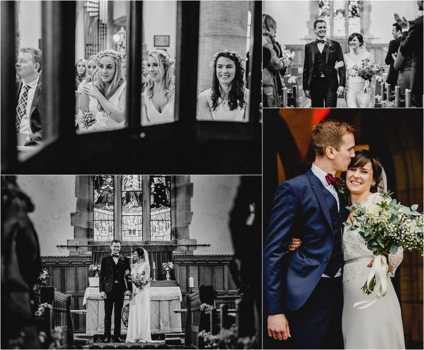 leaving the church photographs