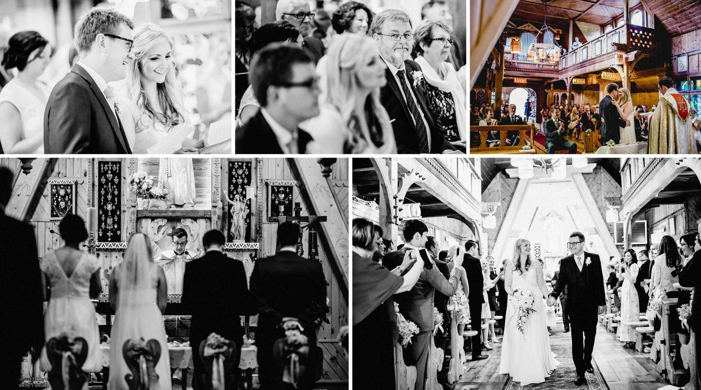 church in poland destination wedding