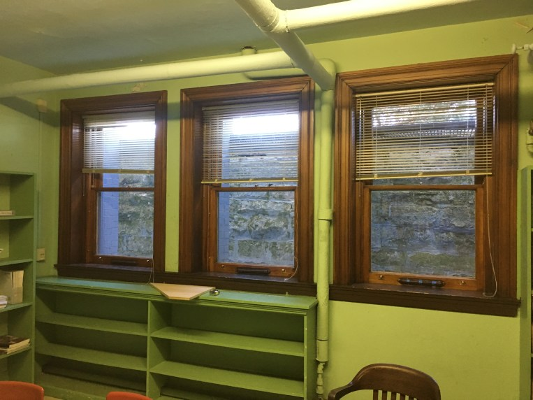 Carnegie Mellon Library Window Restoration