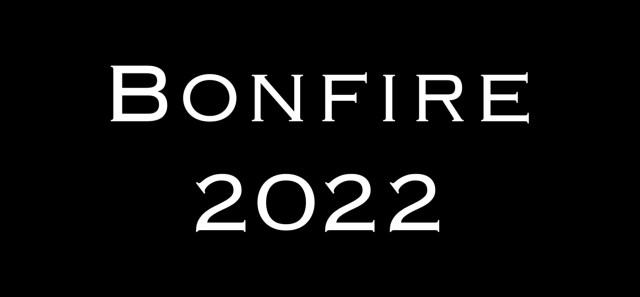 Bonfire 2022 Steven Shomler