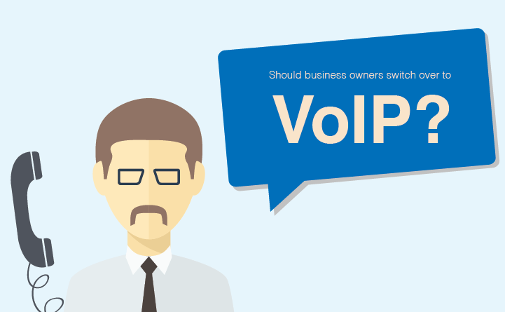 From analog phones to VoIP phones