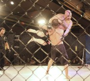 Vern Fonk in MMA match