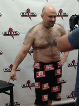 Vern Fonk Pre-fight interview