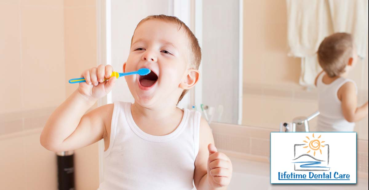 Lifetime Dental Care Website
