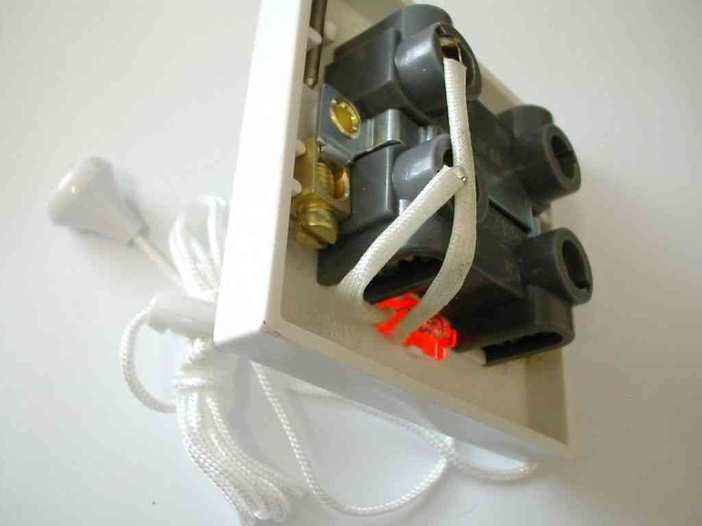 Bathroom Ceiling Extractor Fan Pull Cord Switch Moneysavingexpert