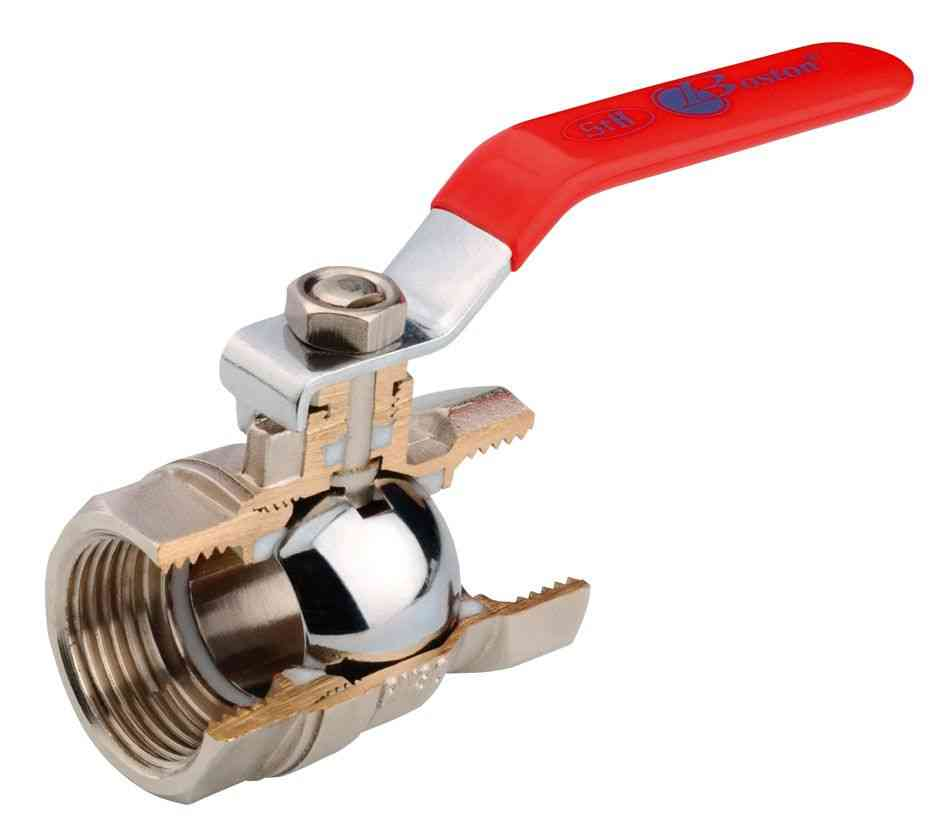 medium resolution of cut away diagram of lever ball valve