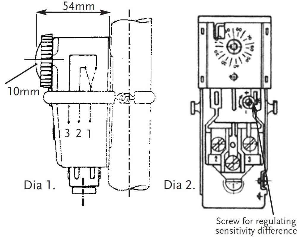 Hot Water Cylinder Thermostat Wiring Diagram : 44 Wiring
