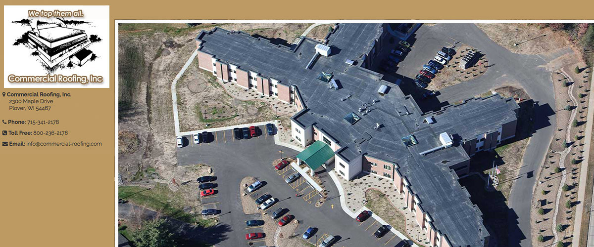 Commercial Roofing in Oshkosh, WI