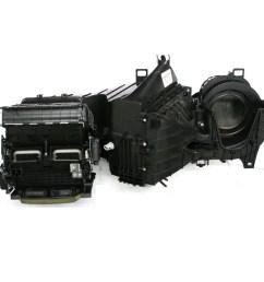 vw touareg air con blower heater housing unit 84 50 [ 1600 x 1600 Pixel ]
