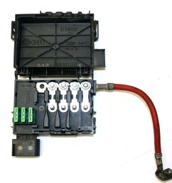 vw fuse box on top of battery 4 wire type 1j0 937 550 ac ebay image [ 2507 x 2211 Pixel ]