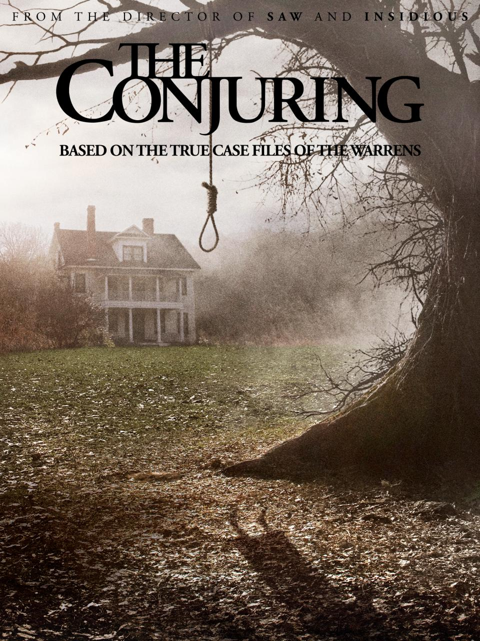 Image result for the conjuring poster