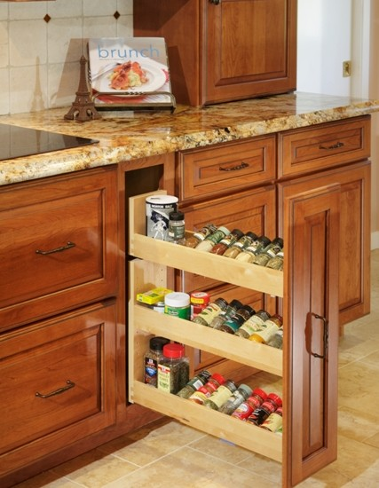 kitchen spice rack granite cabinets enchanting contemporary cabinet pull out interesting captivating mediterranean