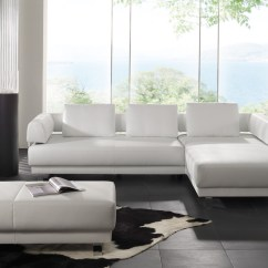 Minimal Sofa Design And Ottoman Set Sofas Wonderful Modern Style Minimalist White Schillig Perfect Furniture In A House Or An Office