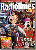 Radio Times cover 2008