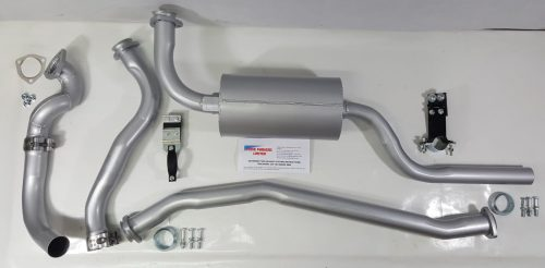 small resolution of 200 tdi discovery exhaust into a land rover swb custom exhaust 1958 1990