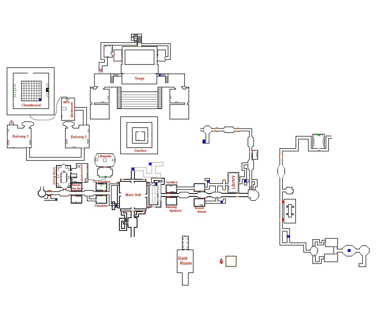 EQ Plane of Mischief maps