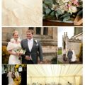 St Nicholas, Haxey, wedding, church, marquee